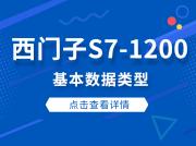 西門子S7-1200 PLC的基本數據類型