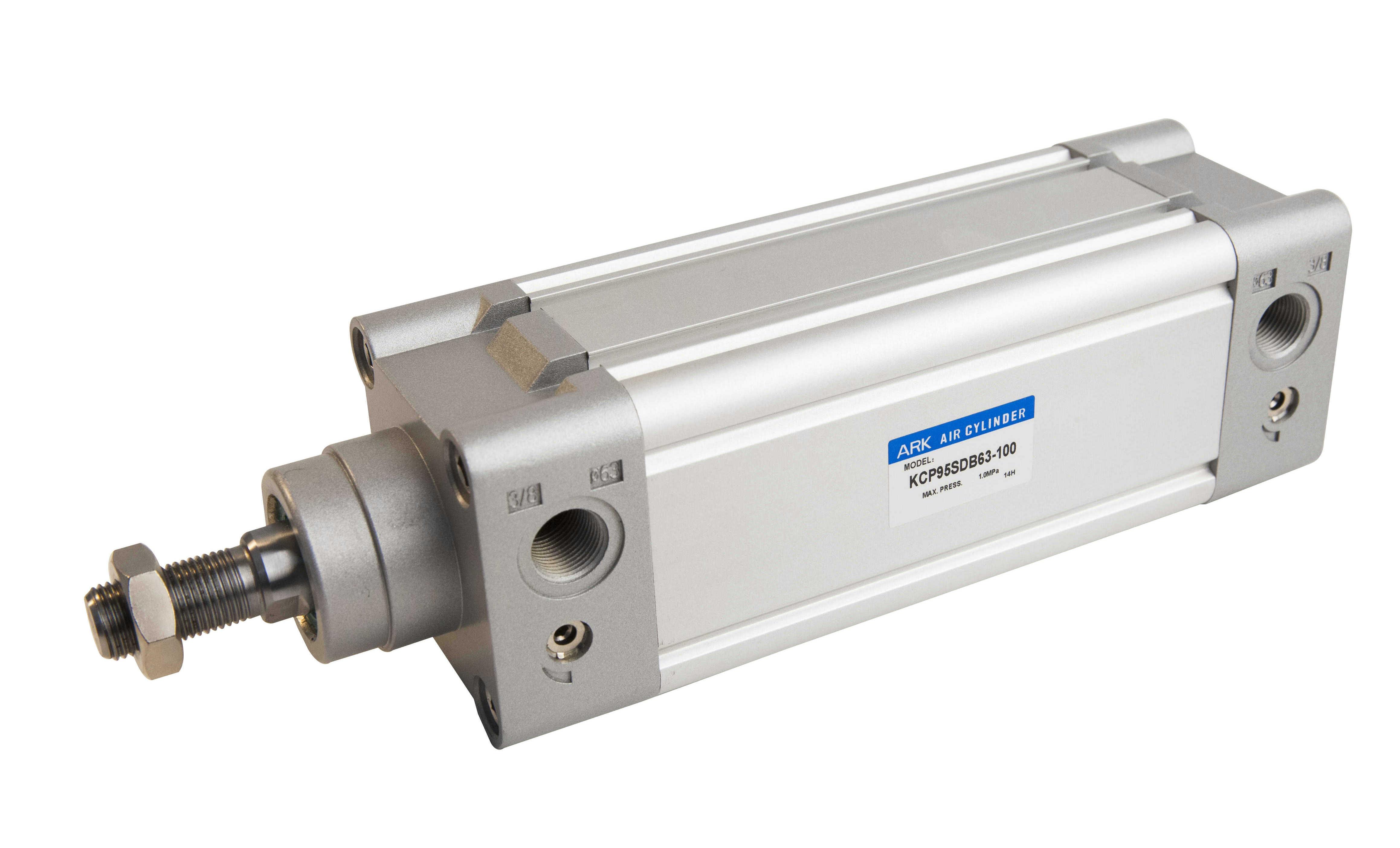10种常用气缸的类型、特点、用途