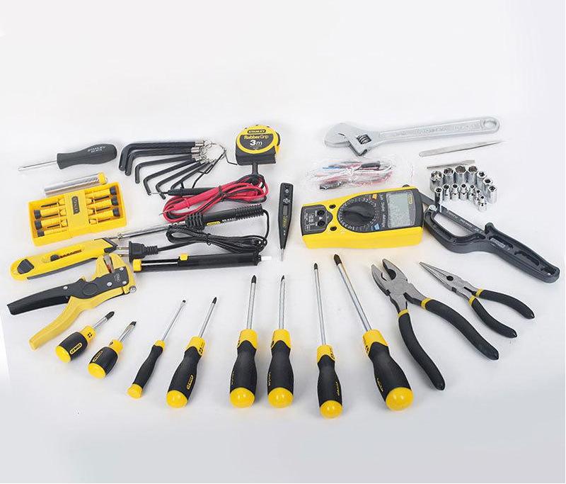 电气装配所要掌握使用的常用电工工具