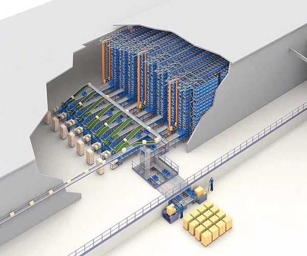 一文论述自动化立体仓库的发展历程