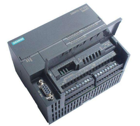 西门子PLC高速计数器的模拟控制和测速控制