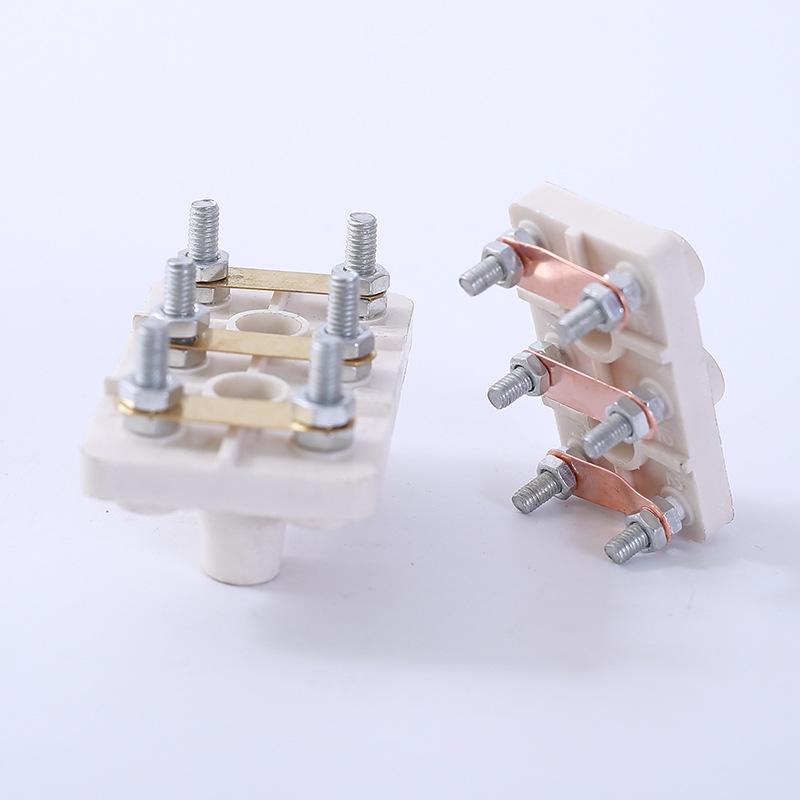 电机接线柱烧坏故障分析实例